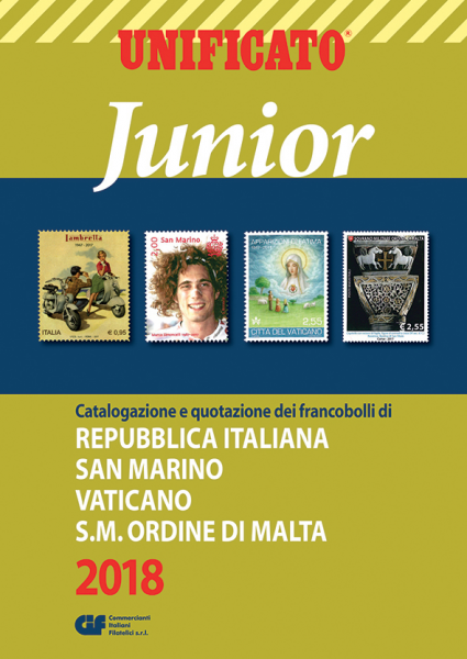 Catalogo Unificato Junior 2018