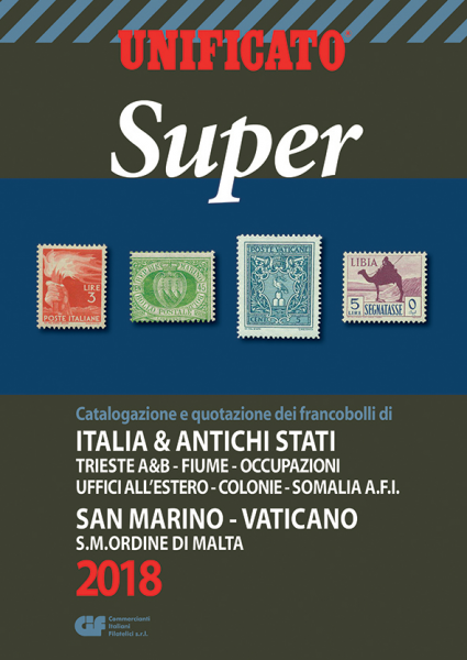Catalogo Unificato Super 2018